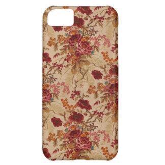 Romantic Vintage red Roses iPhone 5C Case