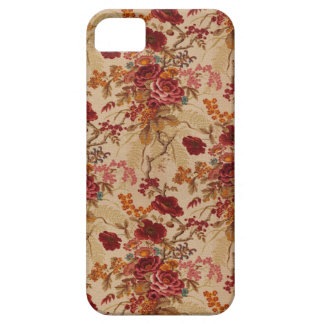 Romantic Vintage red Roses iPhone 5 Cases