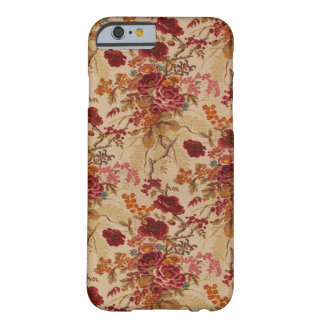Romantic Vintage red Roses Barely There iPhone 6 Case