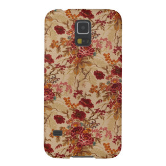 Romantic Vintage red Roses Galaxy S5 Covers