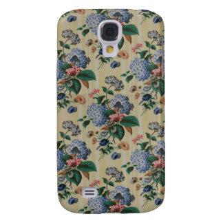 Romantic Vintage Roses Samsung Galaxy S4 Cases