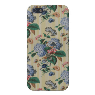 Romantic Vintage Roses Case For iPhone 5