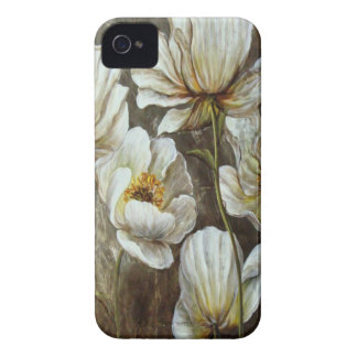 Romantic Vintage  Roses v2 iPhone 4 Covers