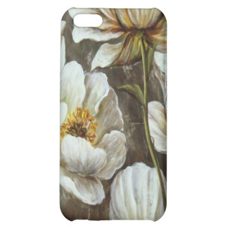 Romantic Vintage  Roses v2 Case For iPhone 5C