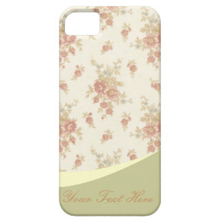 Romantic Vintage  Roses v4 iPhone 5 Cover