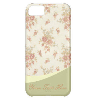 Romantic Vintage  Roses v4 iPhone 5C Cover