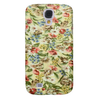 Romantic Vintage  Roses v4 Galaxy S4 Case