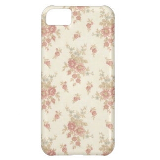 Romantic Vintage  Roses v5 iPhone 5C Cover
