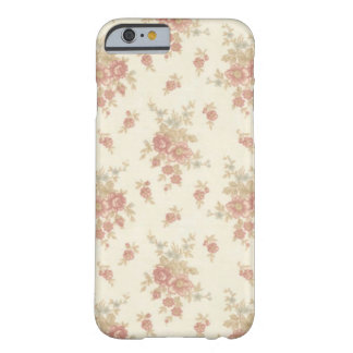 Romantic Vintage Roses v5 Barely There iPhone 6 Case