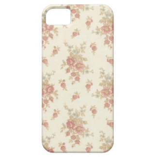 Romantic Vintage Roses v5 iPhone 5 Cases