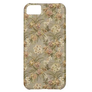Romantic Vintage  Roses v8 iPhone 5C Cases