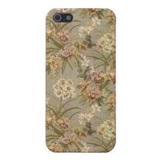 Romantic Vintage  Roses v8 iPhone 5/5S Cover