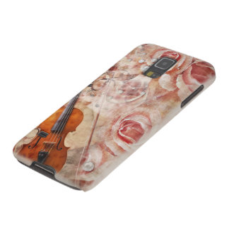 Romantic Violin Samsung Galaxy S5 Case