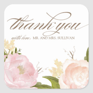 Browse the Thank You Sticker Collection and personalise by colour, design or style.