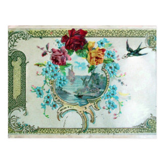 ROMANTICA 3 POST CARD