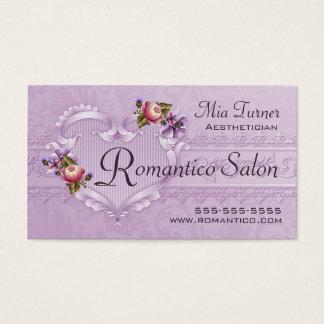 Romantico L Business Card