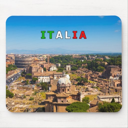 Rome #01F Mouse Pads