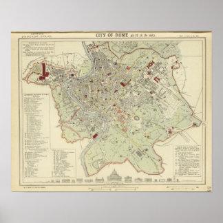 Rome 4 print