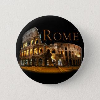 Rome 6 Cm Round Badge