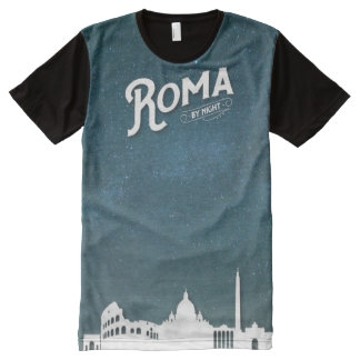 Rome - all over print T-Shirt
