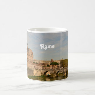 Rome Basic White Mug