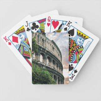 Rome Bicycle Playing Cards