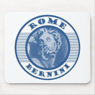 ROME BLUE MOUSE PADS