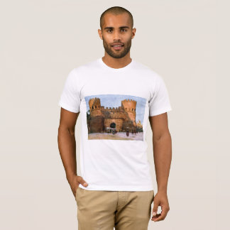 Rome Castle Mens T-Shirt