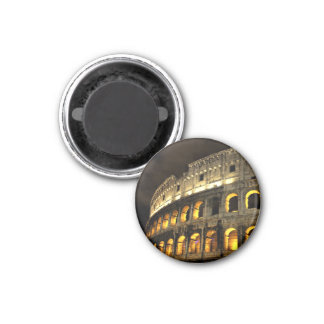 Rome - Coliseum at night magnet