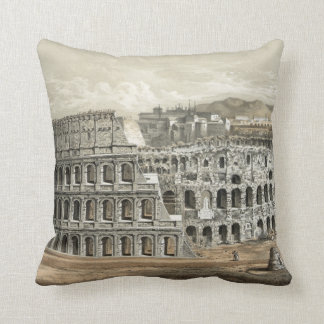 Rome Coliseum Cushion