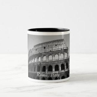 Rome coliseum mug