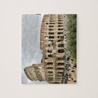 Rome Colosseum Jigsaw Puzzle