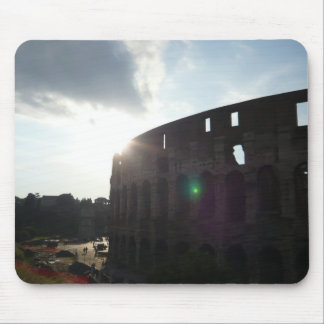 Rome Colosseum Mouse Pad