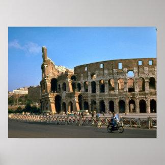 Rome, Colosseum Print