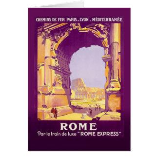Rome Express Card
