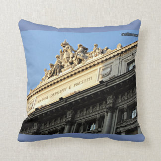 Rome forever! cushion