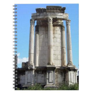 Rome (Forum Ruins) Notebook
