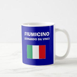 Rome Fumicino FCO Airport Code Mug Coffee Mug