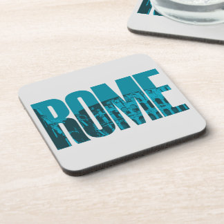 Rome Graphic Coaster