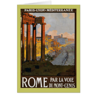 Rome Greeting Card
