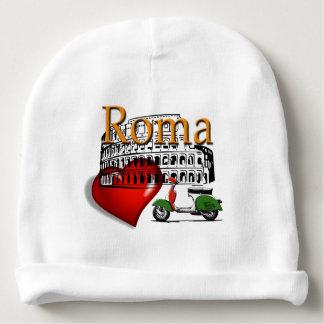 Rome in my Heart Baby Beanie