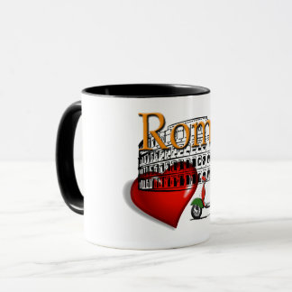 Rome in my Heart Mug