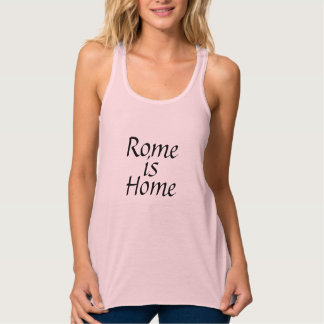 Rome is Home Singlet