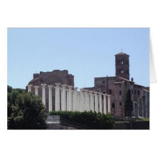 Rome Italy 2007 Card