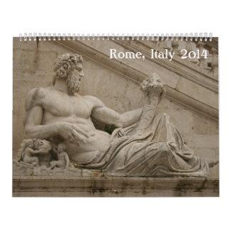 Rome, Italy 2014 Wall Calendars