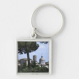 Rome, Italy 3 Key Chain