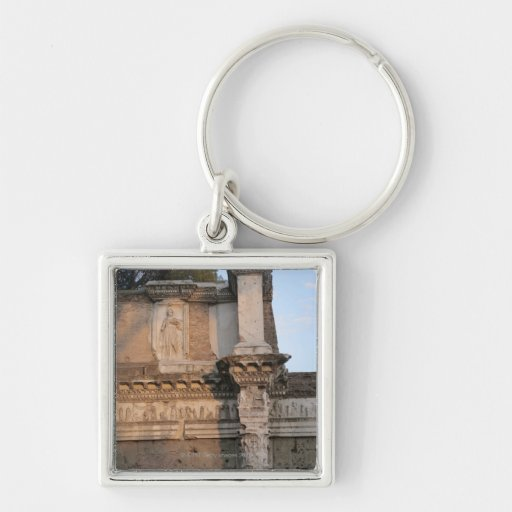 Rome, Italy 6 Key Chains