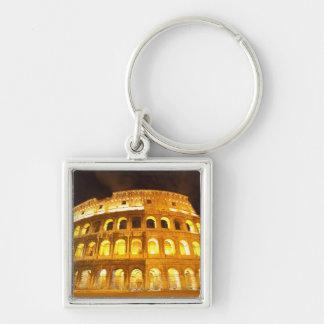 Rome Italy 8 Keychain