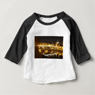Rome, Italy at night Baby T-Shirt