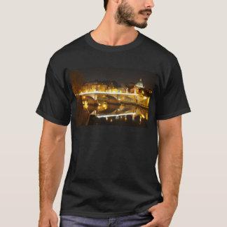 Rome, Italy at night T-Shirt